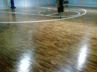 Biaya Lantai Kayu untuk Lapangan Badminton