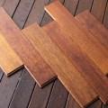 Contoh Flooring Kayu Merbau