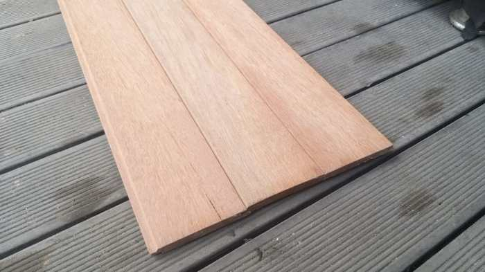 lumber ceiling kayu bengkirai